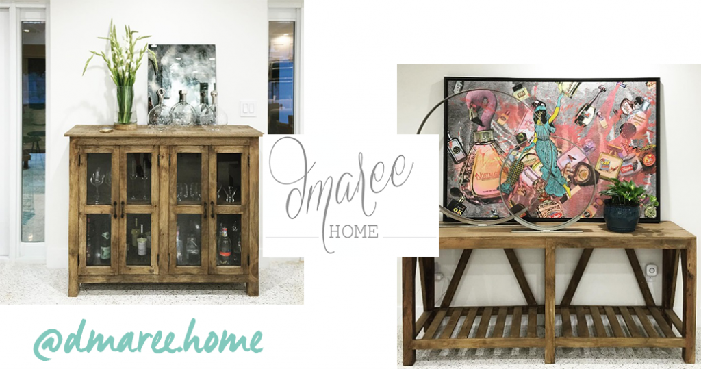 Dmaree Home | Furniture With a Soul | Nadeau
